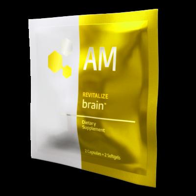 forte brain strengthening supplement am packet
