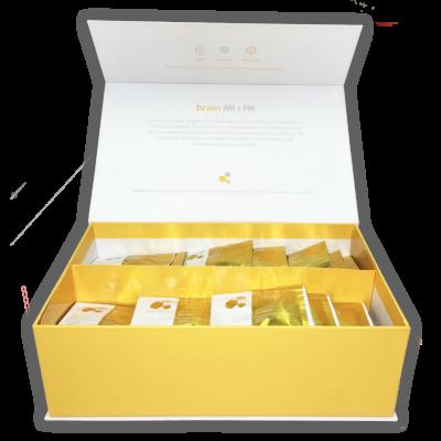 forte brain nutrition supplement open box