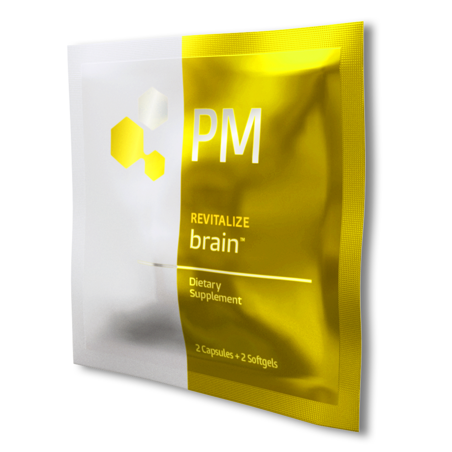 forte brain support supplement pm packet