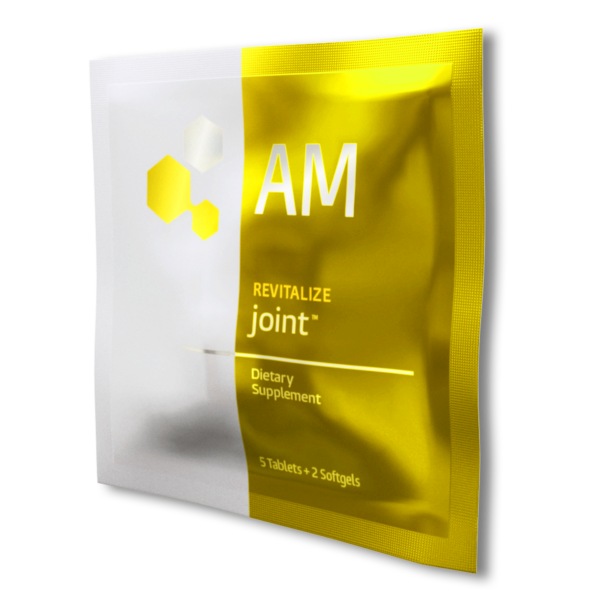forte joint supplement am packet