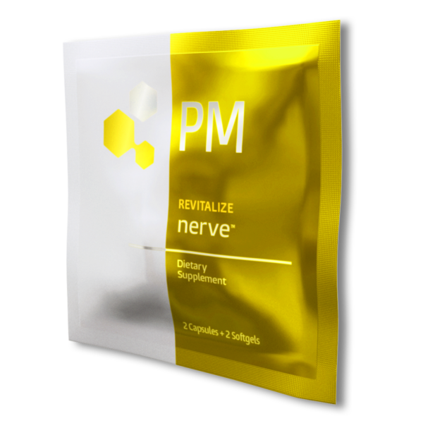 forte nerve supplement pm packet