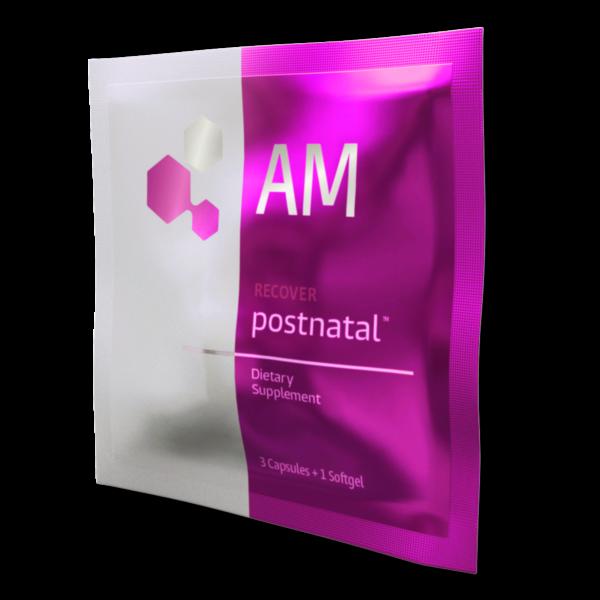forte postnatal supplement am packet