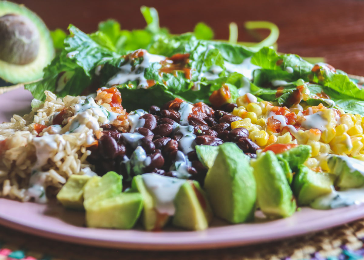 Forté Recipes: Taco Salad